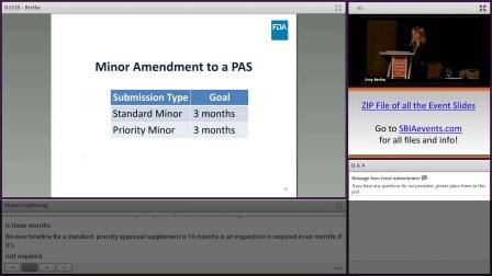 仿制药用户费用修正案II (GDUFA II)