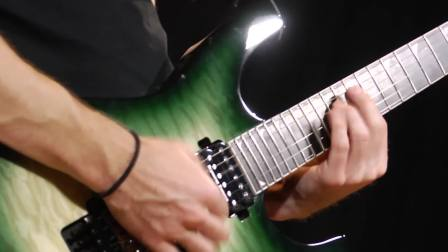 Jackson Pro Series Soloist™ SL2Q MAH in Alien Burst_Full-HD