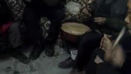 利川团堡土家丧葬锣鼓