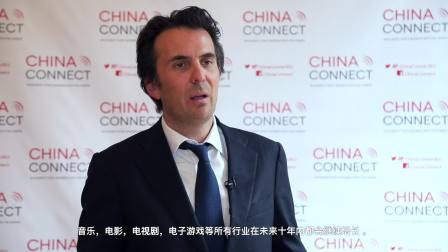 Interview-YannickBolloré CEO HAVAS GROUP