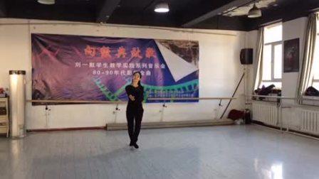 藏族舞动作组合