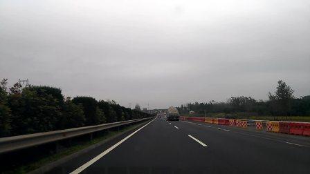 扬州蜀冈枢纽第一阶段交通转换东侧