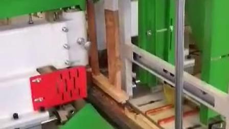 自动送料双面仿形铣,代替立铣,实木家具铣边实现无人化生产