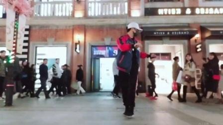 鬼舞十七-【faded】虎牙户外旅游直播-武汉站-汉街