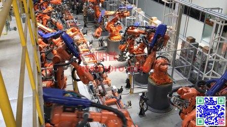 工厂焊装车身补焊线电气设计及调试-1-广州市阳普机电工程有限公司