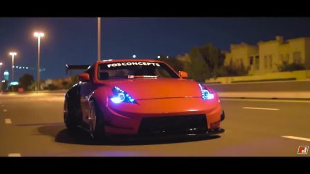 Nissan 370Z In Duba X workwheel