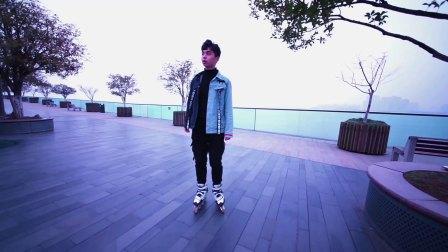 每周轮舞视频《Ngẫu Hng》小状元轮滑