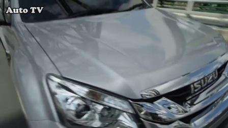 2018 Isuzu MU-X Feautures Review - Amazing Family SUV