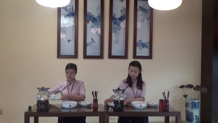 茶艺师培训学校,茶道培训学校【天晟第140期安溪茶艺表演考核】