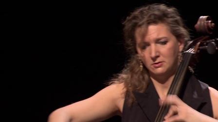 Astor Piazzolla - Grand Tango (live)  Ophélie Gaillard, cello