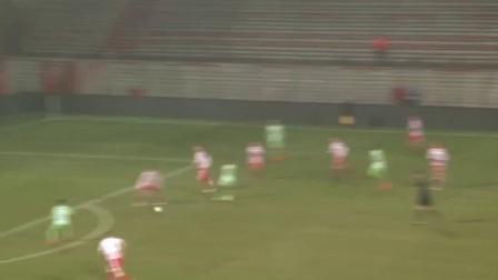 狼堡3:0大胜柏林联 进球集锦