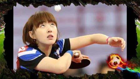 韩国体坛第一美女徐孝元称喜欢马龙,马龙结婚后韩国宅男沸腾了