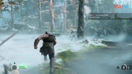 【游侠网】《战神4》幕后视频