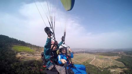 2018-3-23 孔小米滑翔伞飞行体验