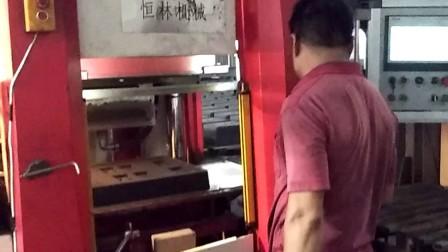 青岛恒林集团: 自动化水平无箱造型线 5