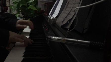 莫文蔚 慢慢喜欢你 钢琴弹唱