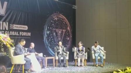 道商商学院创始人俞凌雄的分享很霸气: 2018区块链,最后一站谈梦想的机会