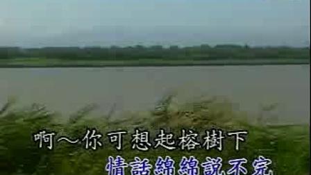 余天 - 榕树下-北国の春(原声原唱)MTV