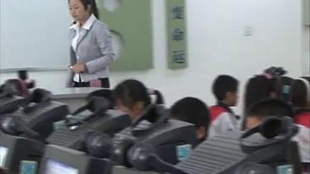 326五年级语文北师大版-苟雪梅-唱脸谱课堂实录与教师说课高清