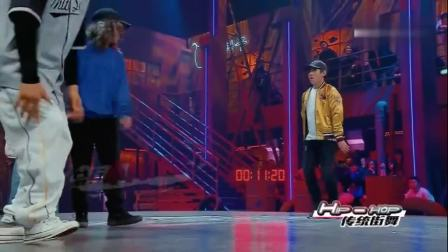 【双料世界冠军韩宇】这就是街舞第一个抢七赛battle7连胜