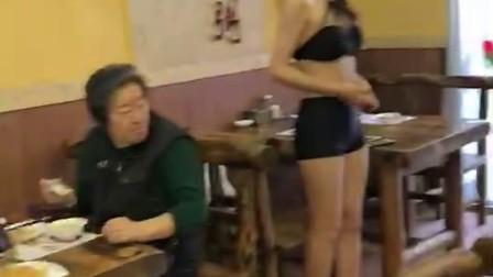 潮汕美女这样开砂锅粥店,生意想不好都难