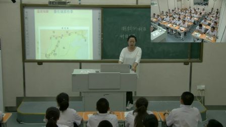 部编版初中历史七下《第16课 明朝的科技、建筑与文学》黑龙江王晶博