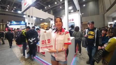 第四十五屆東京電單車展