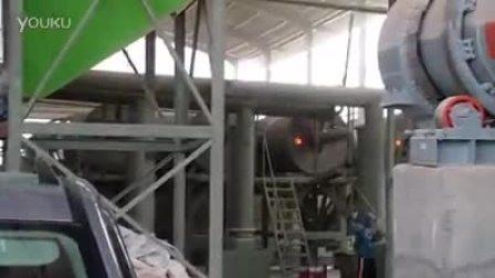 1.2X8米烘干机印尼客户现场-立浦重工