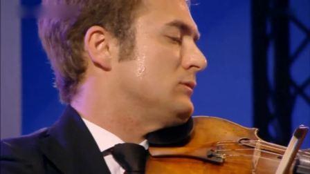 """贝多芬--F大调第五号小提琴奏鸣曲""""春天"""",Op.24(小提琴 雷诺.卡皮桑;钢琴 叶莲娜.巴什基洛娃-2007维尔比耶音乐节)"""
