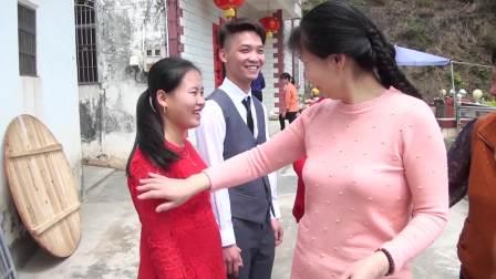 清河堂镘妮小姐出阁喜宴