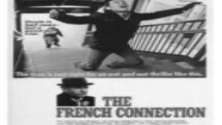 《法国贩毒网》:新好莱坞警匪片与黑色电影的成功杂糅