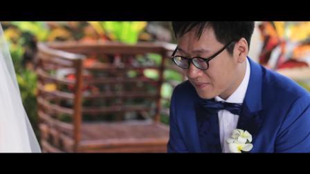 【IDO99海外婚礼】巴厘岛Amarta蓝宝石婚礼171009