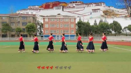 佳木斯快乐舞步健身操十二节广场舞歌曲大全