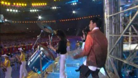 2008北京奥运会罗兰公司研发的电二胡惊艳助力闭幕式