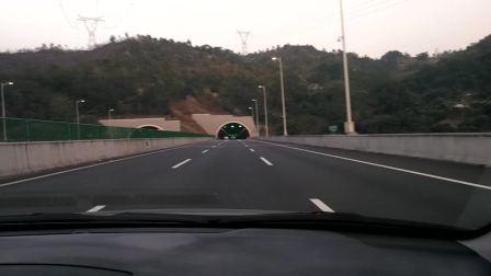 甬莞高速仙桥隧道