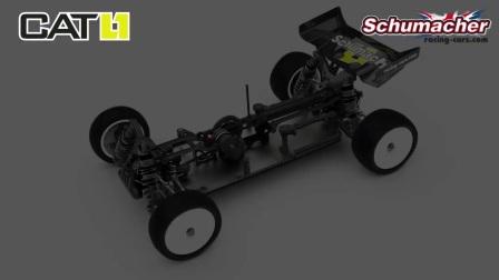 Schumacher CAT L1 电动越野车