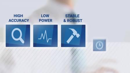 IDT HS300x Relative Humidity Sensor ICs