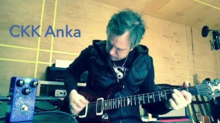 英国蓝调摇滚艺术家Simon McBride演示最新CKK DS ANKA 5TH