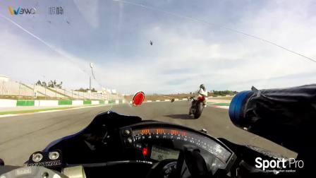 摩托骑行测试 Wewow新品可穿戴式稳定器Sport Pro