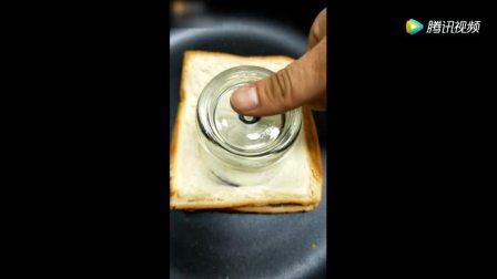 好吃易做的脆皮酸奶面包, 外酥里嫩, 香甜好吃!