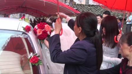 李博生.刘宇琳结婚录像2018