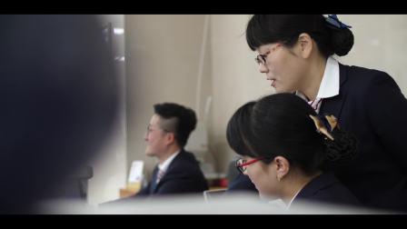 中国银行业务经理的一天