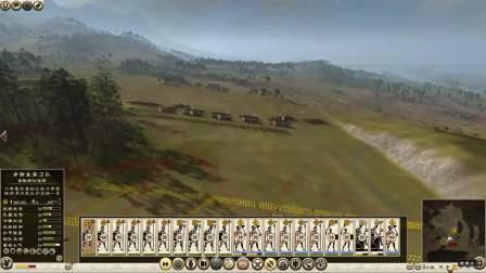 罗马2全面战争极难伊庇鲁斯第三期