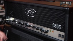 铁人音乐频道乐器测评-Peavey百威6505/6534 Plus