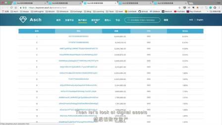 区块链浏览器的使用