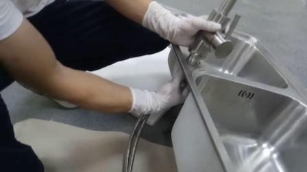 箭牌卫浴厨房龙头安装视频
