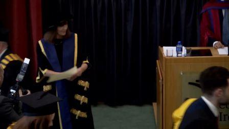 NCIRL Live Stream Graduation 2018