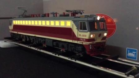 火车模型 HO SS7C 0018 OK芯片