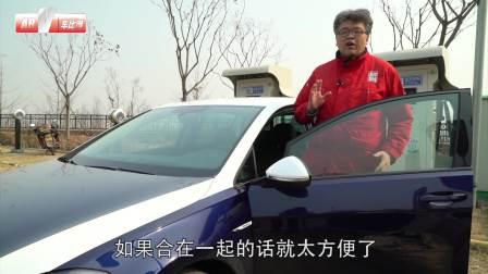 这辆Golf不一般,告别汽油电力当先,试驾大众进口新e-Golf-车比得