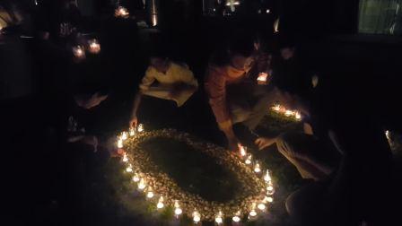 Shangri-La Hotel, Chiang Mai celebrating Earth Hour 2018